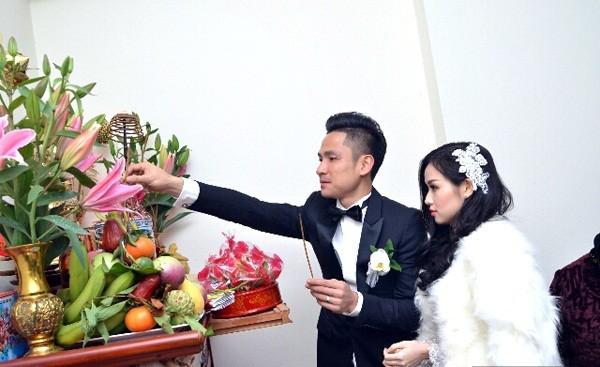 Toàn cảnh lễ rước dâu Tâm Tít - Ngọc Thành - anh 12