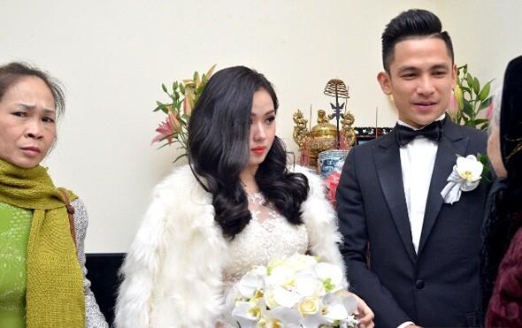 Toàn cảnh lễ rước dâu Tâm Tít - Ngọc Thành - anh 13
