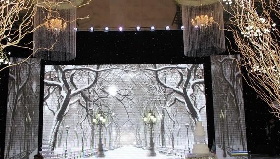 Khung cảnh tiệc cưới nguy nga như cung điện của Tâm Tít - anh 8
