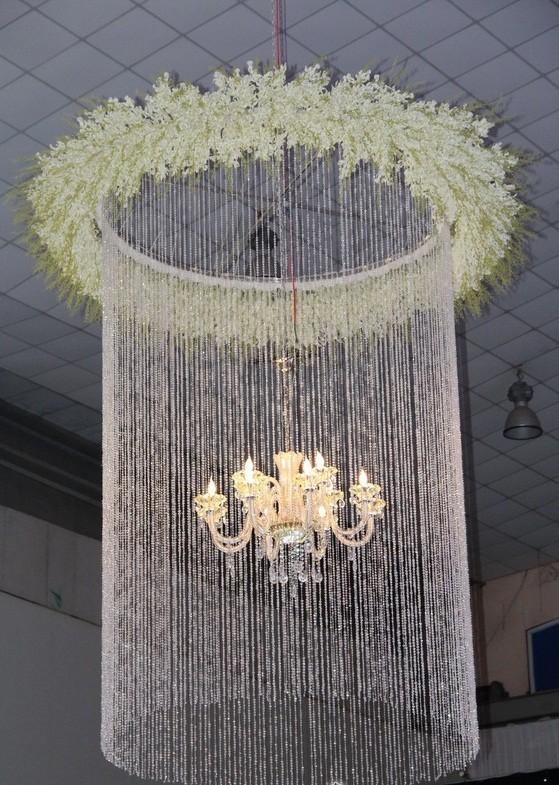 Khung cảnh tiệc cưới nguy nga như cung điện của Tâm Tít - anh 9