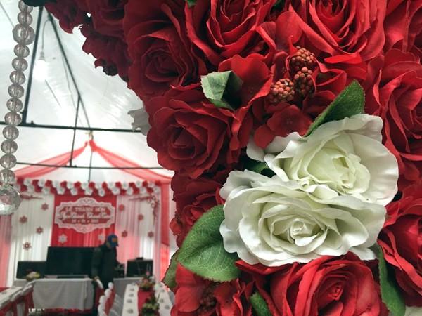 Toàn cảnh lễ rước dâu Tâm Tít - Ngọc Thành - anh 3