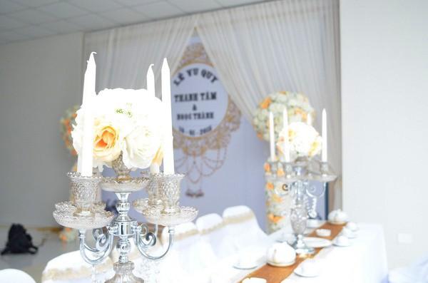 Toàn cảnh lễ rước dâu Tâm Tít - Ngọc Thành - anh 6