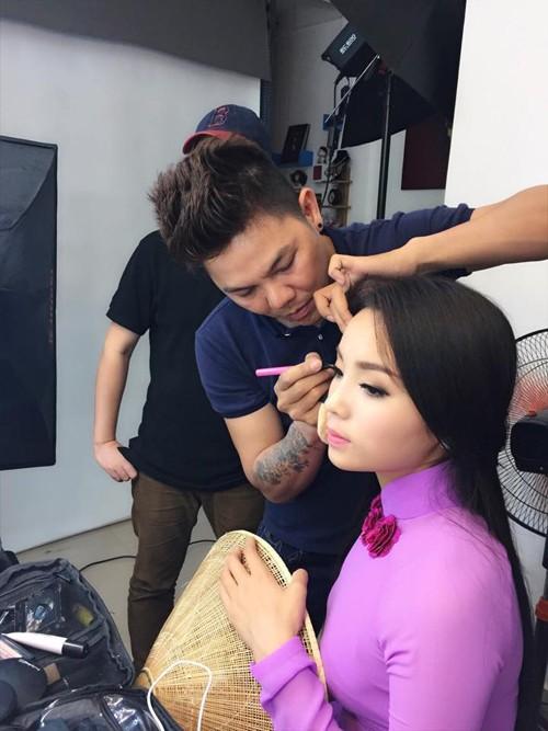 Bí quyết để có làn da đẹp như Hoa hậu Nguyễn Cao Kỳ Duyên - anh 1