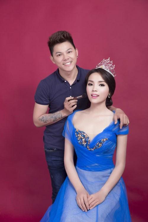 Bí quyết để có làn da đẹp như Hoa hậu Nguyễn Cao Kỳ Duyên - anh 2