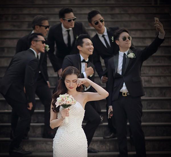 Toàn cảnh cưới độc nhất vô nhị của Hoa hậu Trúc Diễm - anh 9