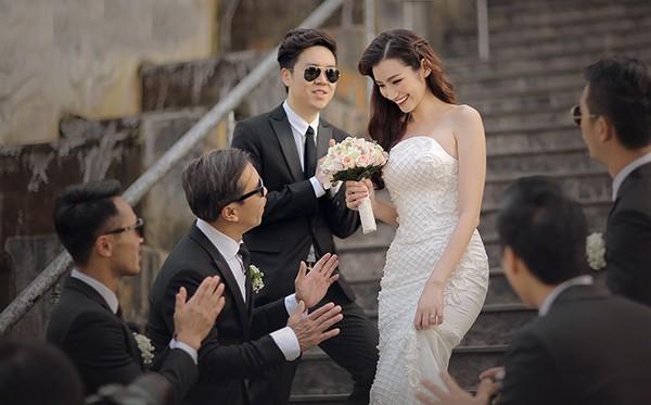 Toàn cảnh cưới độc nhất vô nhị của Hoa hậu Trúc Diễm - anh 1