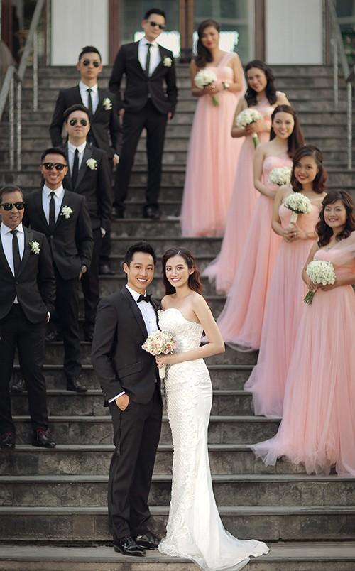 Toàn cảnh cưới độc nhất vô nhị của Hoa hậu Trúc Diễm - anh 3