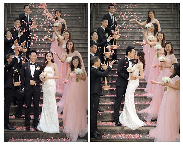 Toàn cảnh cưới độc nhất vô nhị của Hoa hậu Trúc Diễm - anh 5
