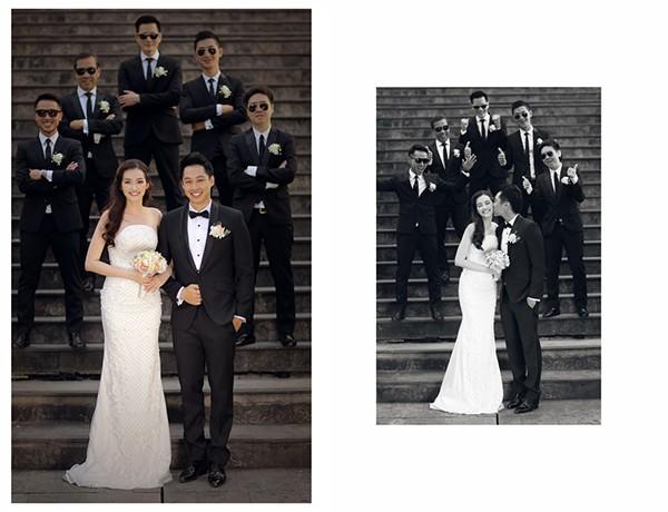 Toàn cảnh cưới độc nhất vô nhị của Hoa hậu Trúc Diễm - anh 7