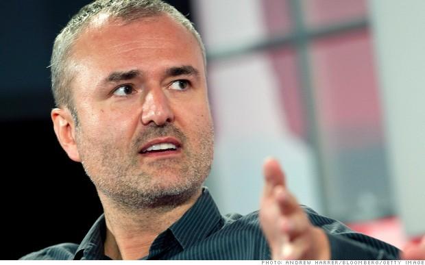 Những CEO dũng cảm thừa nhận đồng tính như Tim Cook - anh 2