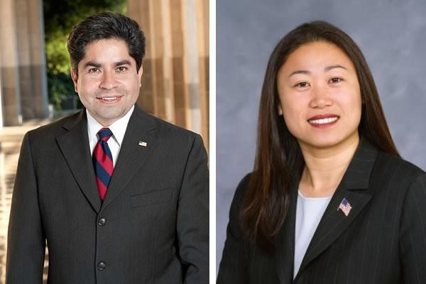 Người phụ nữ gốc Việt đầu tiên giành ghế thượng nghị sĩ bang ở Mỹ - anh 1