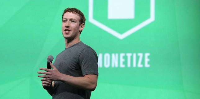 Tại sao ông chủ Facebook mãi chỉ mặc một chiếc áo phông? - anh 2