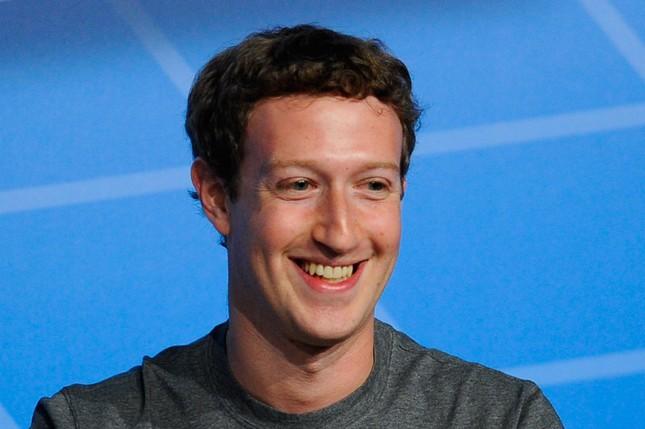 """Mark Zuckerberg tiết lộ 7 điều """"bí ẩn"""" về Facebook - anh 1"""