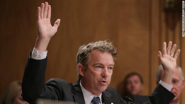 """Thượng nghị sĩ Mỹ: Cuộc chiến chống IS là """"bất hợp pháp"""" - anh 1"""