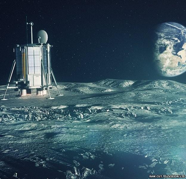 Năm 2024 tàu vũ trụ Anh sẽ đổ bộ khám phá Mặt trăng - anh 1