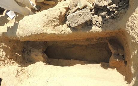 Phát hiện hơn 1 triệu xác ướp Ai Cập - anh 2