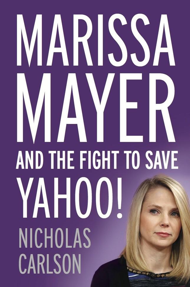 CEO Marissa Mayer và cuộc chiến cứu Yahoo - anh 1