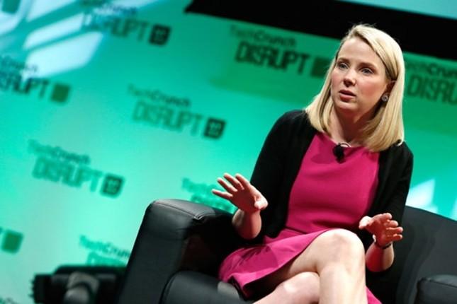 CEO Marissa Mayer và cuộc chiến cứu Yahoo - anh 3
