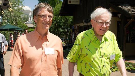 """""""Bí mật"""" chung của Bill Gates và Warren Buffet - anh 1"""