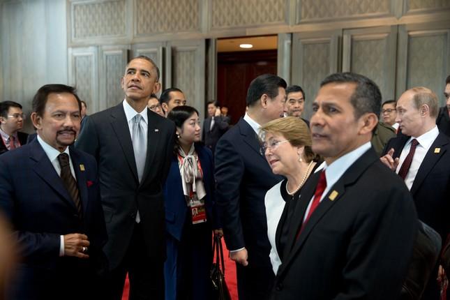 Toàn cảnh hoạt động của ông chủ Nhà Trắng năm 2014 - anh 49