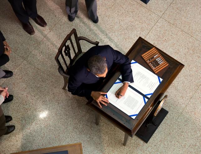 Toàn cảnh hoạt động của ông chủ Nhà Trắng năm 2014 - anh 2