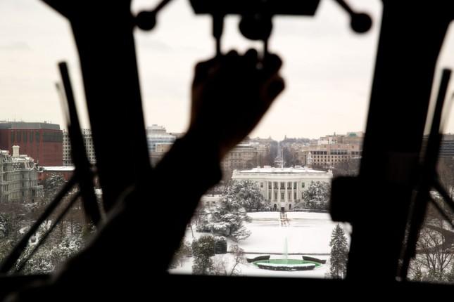 Toàn cảnh hoạt động của ông chủ Nhà Trắng năm 2014 - anh 11
