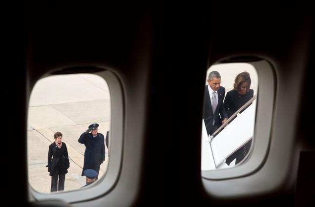 Toàn cảnh hoạt động của ông chủ Nhà Trắng năm 2014 - anh 10