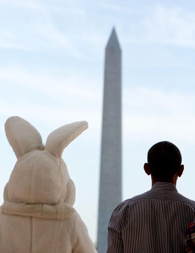 Toàn cảnh hoạt động của ông chủ Nhà Trắng năm 2014 - anh 17