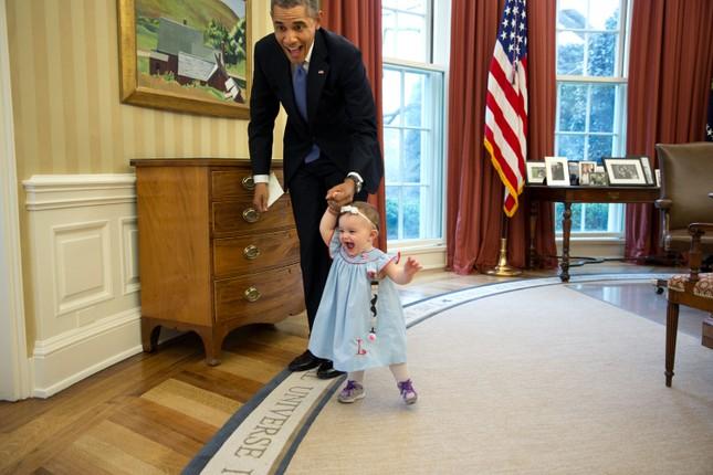 Toàn cảnh hoạt động của ông chủ Nhà Trắng năm 2014 - anh 15