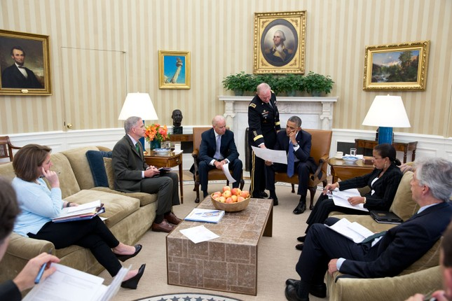 Toàn cảnh hoạt động của ông chủ Nhà Trắng năm 2014 - anh 28