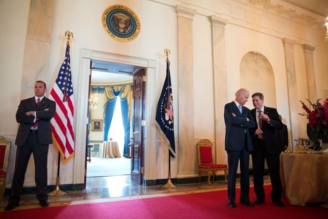 Toàn cảnh hoạt động của ông chủ Nhà Trắng năm 2014 - anh 30