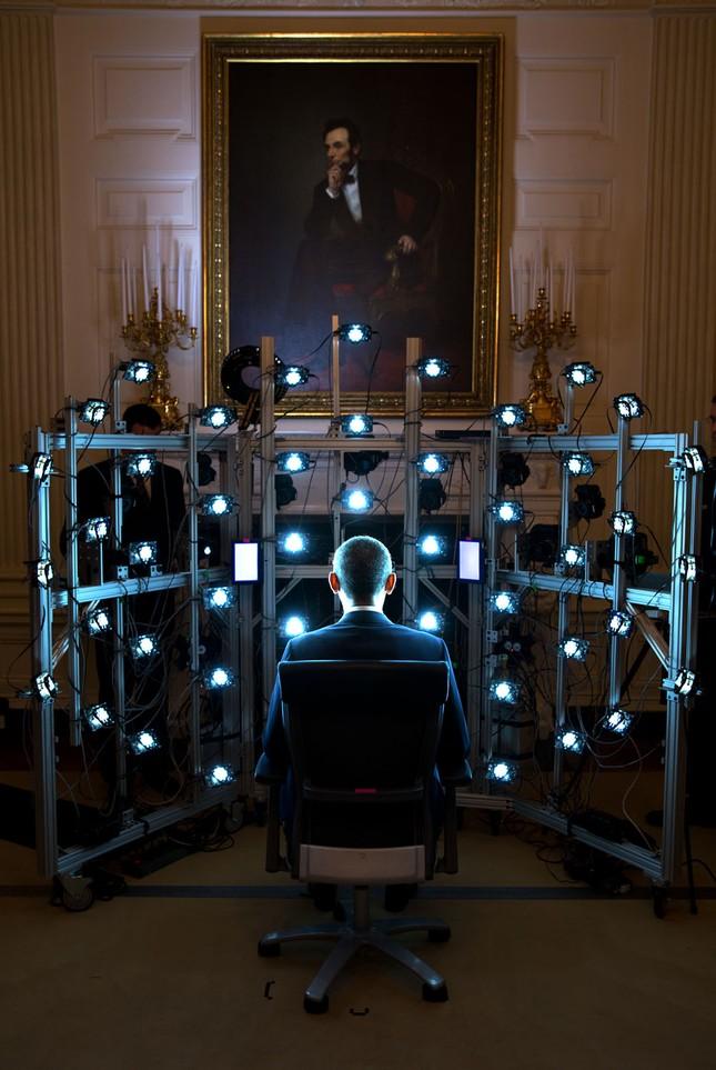 Toàn cảnh hoạt động của ông chủ Nhà Trắng năm 2014 - anh 27