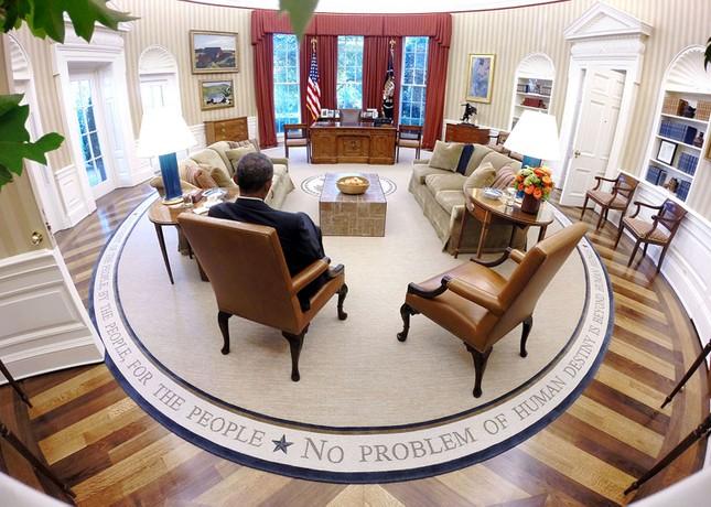 Toàn cảnh hoạt động của ông chủ Nhà Trắng năm 2014 - anh 38