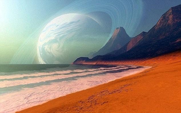 Sự sống ngoài hành tinh có thể tìm thấy ở các 'siêu Trái đất' - anh 3