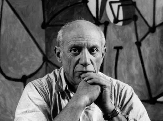 """Pablo Picasso và bí ẩn tác phẩm """"Chân dung Gertrude Stein"""" nổi tiếng - anh 1"""