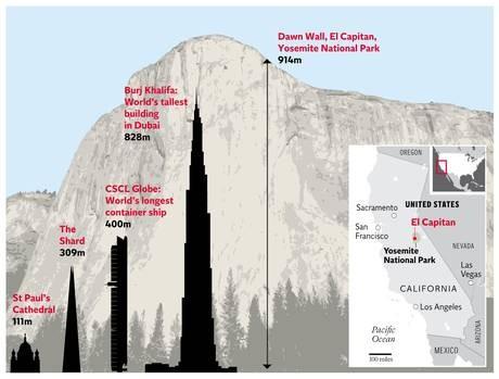 Kỷ lục: Chinh phục ngọn núi hiểm nhất thế giới bằng tay không, chân đất - anh 3