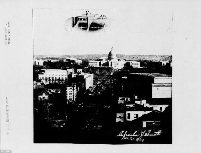 """Mỹ bất ngờ tiết lộ 12.000 tấm ảnh """"hàng hiếm"""" về UFO - anh 7"""