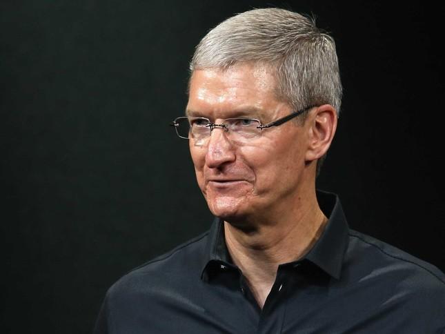 """Được tăng gấp đôi, lương của CEO Apple sẽ """"khủng"""" mức nào? - anh 1"""