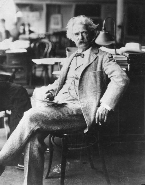 Mark Twain và những danh ngôn bất hủ của nhà văn Mỹ bậc nhất - anh 1