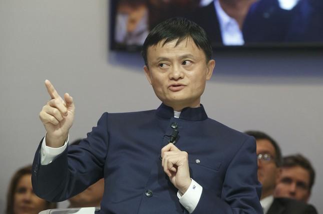 Những phát ngôn làm nên thương hiệu Jack Ma - anh 1