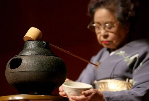 Nét tinh túy trong nghệ thuật trà đạo Nhật Bản - anh 2