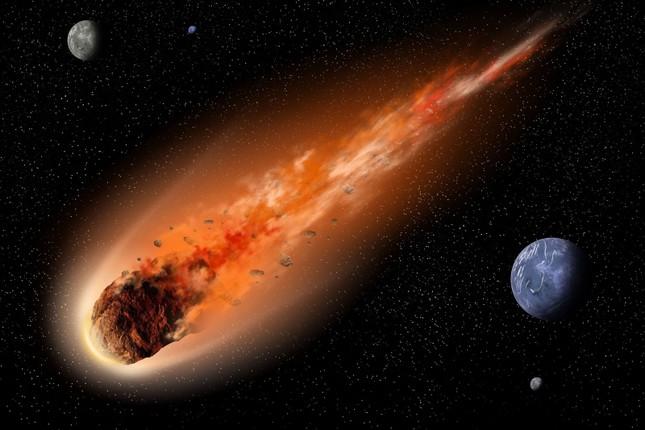 Sứ mệnh cứu Trái đất khỏi thiên thạch của tàu vũ trụ hạt nhân - anh 4
