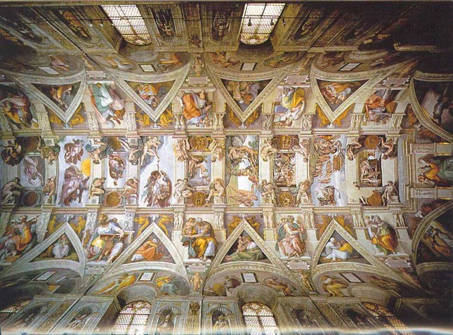Những kiệt tác vĩ đại của Michelangelo - anh 4