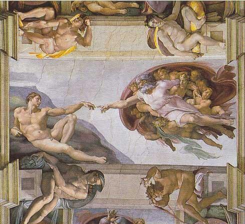 Những kiệt tác vĩ đại của Michelangelo - anh 5