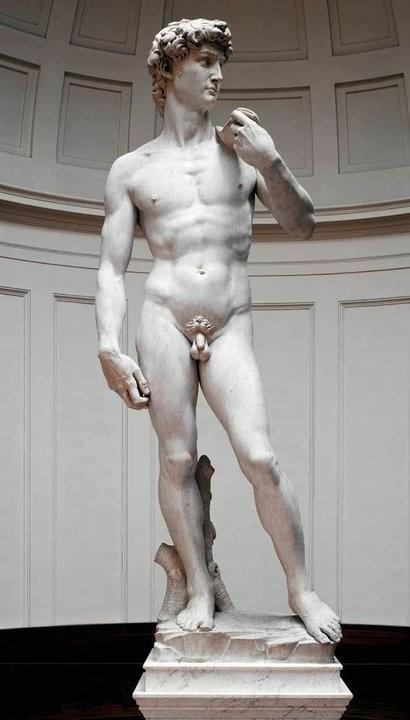 Những kiệt tác vĩ đại của Michelangelo - anh 2