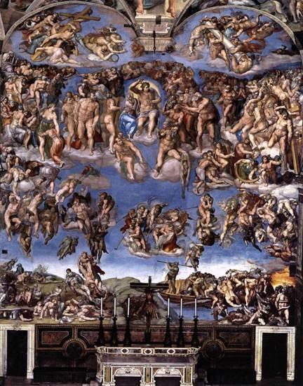 Những kiệt tác vĩ đại của Michelangelo - anh 3