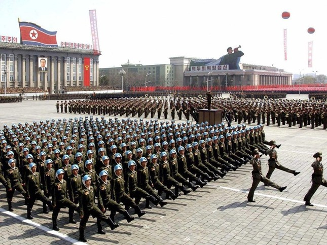 Sức mạnh quân đội Triều Tiên 'đáng gờm' đến mức nào? - anh 1