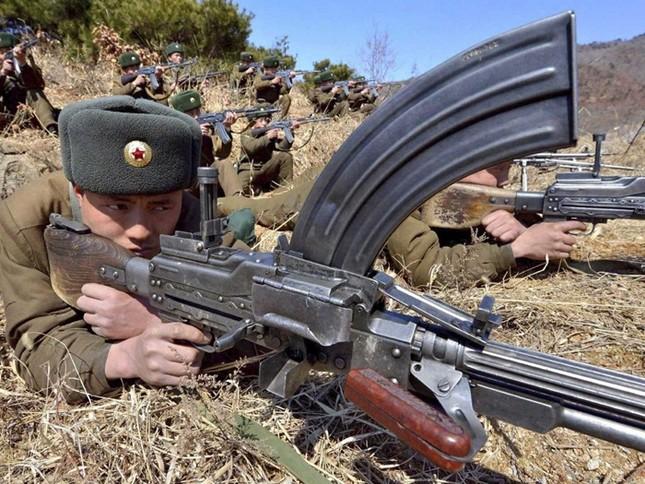 Sức mạnh quân đội Triều Tiên 'đáng gờm' đến mức nào? - anh 2