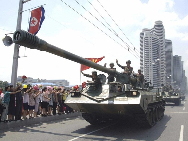 Sức mạnh quân đội Triều Tiên 'đáng gờm' đến mức nào? - anh 4