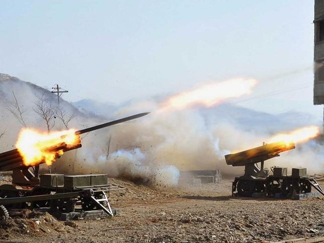 Sức mạnh quân đội Triều Tiên 'đáng gờm' đến mức nào? - anh 3
